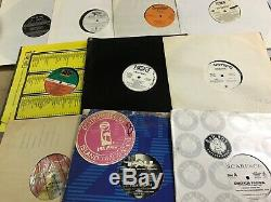 Lot of 130 VINYL DJ 12 SINGLES SOUL FUNK DISCO EDM TECHNO TRANCE ELECTRONICA