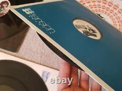 Lot of 15 UK DJ vinyl records Deep House Techno