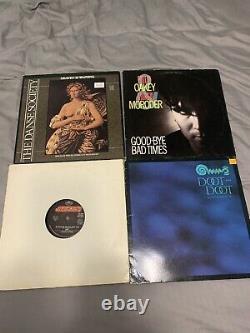 Lot of 39 vinyl 80s 90s dance remixes edm techno