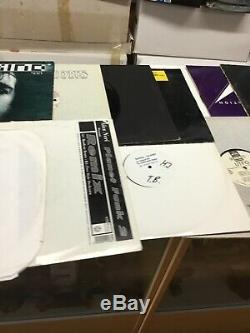 Lot of 40 Vinyl LP Techno Dj Album & Records