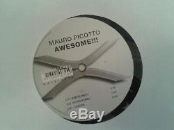 MAURO PICOTTO Awesome! 2x12 Vinyl 2001 BXR Benelux BXR1014806 Near Mint