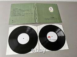 MÚM original Vinyl 10 2LP Finally We Are No One (2002)