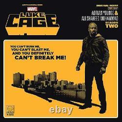 Marvel's Luke Cage-season Two (180g 2lp) Adrian Younge/ Ost 2 Vinyl Lp Neu