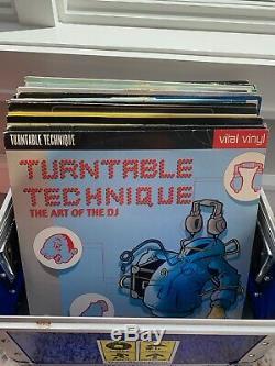 Massive Techno/Trance 32-Vinyl Bundle All vinyls in description