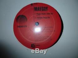 Mayday Derrick May Sinister Wiggin Mispress Pheerce Citi Pc001 Detroit Techno