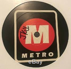 Metro Here For The Love Bassex 02 Breaks Acid 12 DJ Vinyl Icey Breakbeat Rave