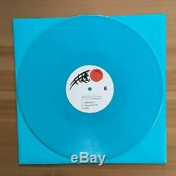 Mike & Rich Expert Knob Twiddlers 2016 Blue Vinyl (Aphex Twin, mu-ziq)