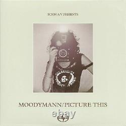 Moodymann PICTURE THIS Ltd Ed BLACK Vinyl 2 LPs Detroit Techno House