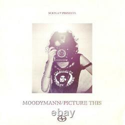 Moodymann Picture This Vinyl 2xLP Detroit Techno Black Vinyl 2LP 1st Press 2 LP