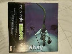 Mr Bungle Disco Volante 12 LP With 7 Promo 1995 Warner Bros. Mike Patton