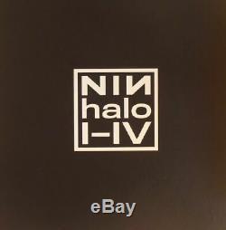 NINE INCH NAILS Halo I-IV Vinyl (4xLP box)