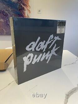 New & Sealed Daft Punk Limited Edition Alive 1997/Alive 2007 Vinyl Boxset