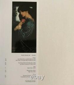 Nicolas Jaar Nymphs vinyl 3 LP NEW SEALED MINT album R & S records space is only