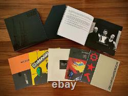 Nitzer Ebb 1982-2010 Box Set (Black Vinyl Expanded Edition New)