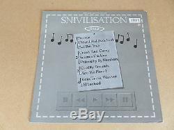 ORBITAL Snivilisation INTERNAL 2x LP RARE 1994 ORIGINAL UK 1ST PRESSING & POSTER