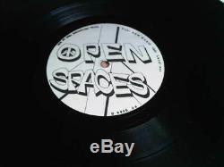 Open Spaces INTERACTIVE TEST FF 0006 ITALY TECHNO 1991 ORIGINAL RARE EURO 12'