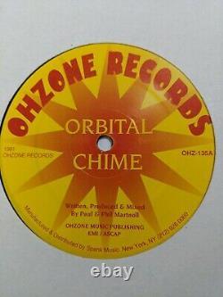 Orbital Chime Belfast Ohzone Records Banned Vinyl 12 Rare Oldskool Techno Rave