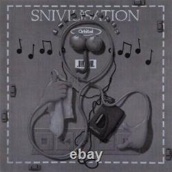 Orbital Snivilisation vinyl LP ID11128z