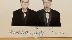 PET SHOP BOYS signed/autographed ACTUALLY Vinyl LP EMI UK 1987