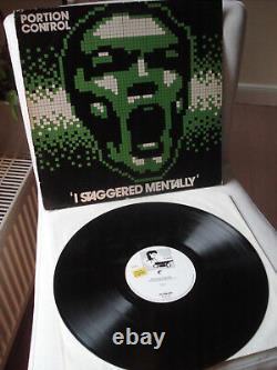 PORTION CONTROL original Vinyl LP I Staggered Mentally (1982 Debut LP)