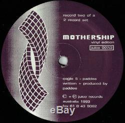 Paddee / HMC & Thee Mothership. Techno