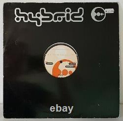 Phunkey Rhythm Doctor Underground Poetry 12 (30 cm) 1997 Hybrid HYB 024