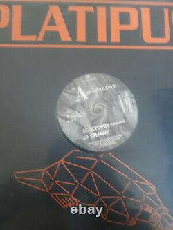 Platipus 12 LP Vinyl Sammlung Art of Trance Union Jack RAR UK Trance 90s Bedrock