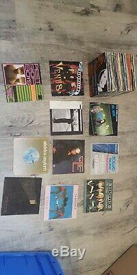 Plattensammlung Vinyl Techno, Acid, House, Italo, Trance, 80 er bis 2000er