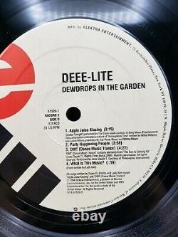 Pre owned DEEE-LITE DEWDROPS IN THE GARDEN 2LP 1994 ORIG ELEKTRA