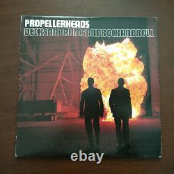 Propellerheads Decksandrumsandrockandroll 2xLP EU 1998 WALL LP015