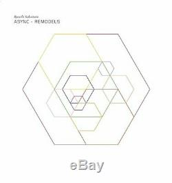 RYUICHI SAKAMOTO-ASYNC REMODELS-JAPAN 2 LP BONUS TRACK Ltd/Ed O23