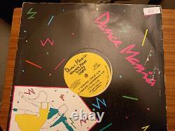 Rare 12 DJ House Music Vinyl Record Collection 80's 90's / 2000's 2014