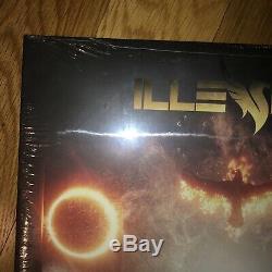 Rare Illenium Awake Vinyl Record LP 33 RPM 2017 Original Opened With Cellophane