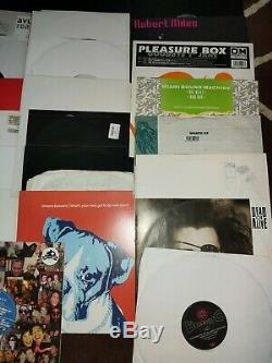 Record collection job lot house techno electro breakbeat