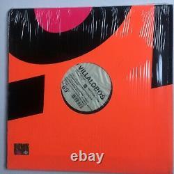 Ricardo Villalobos rare Collectors Lot Vinyl LP minimal techno