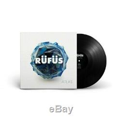 Rufus Atlas (vinyl) 2013 extremely rare ORIGINAL pressing (RUFUS DU SOL)