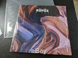 Rufus Bloom 2 X 12 Vinyl Record Very Rare Deep House LP
