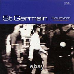 S T GERMAIN Boulevard Vinyl Import BRAND NEWithSTILL SEALED RARE