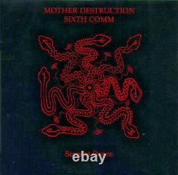 SIXTH COMM MOTHER DESTRUCTION Serpent Dance 3LP Vinyl 1994 TRIBAL GOTH TECHNO