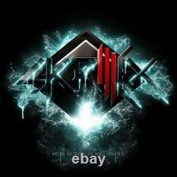 Skrillex More Scary Monsters & Sprites Vinyl Lp Dub Step Techno Dance New