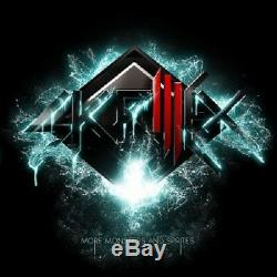 Skrillex More Scary Monsters & Sprites Vinyl Lp Dub Step Techno Dance New+