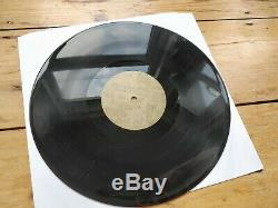 Solomun Friends Vinyl 12 one sided rare