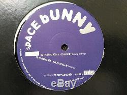 Space Bunny- Spaced Bunny 12, 1997, Surreal SUR002, VERY RARE
