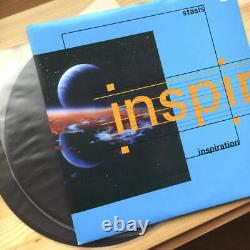 Stasis Inspiration Lp Uk Disk Original In 1995 Ambient Techno Masterpieces