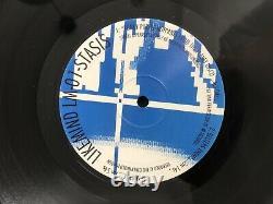 Stasis + Nuron Likemind 01 Vinyl 12 Techno