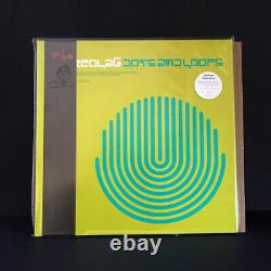 Stereolab Dots And Loops 3LP Clear vinyl with OBI numbered (1 of 500)