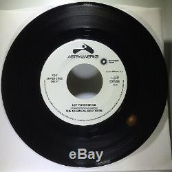 THE CHEMICAL BROTHERS Let Forever Be / Hey Boy Hey Girl 45 MINT