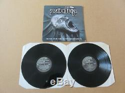 THE PRODIGY Music For The Jilted Generation 1994 UK 1ST PRESSING 2 x LP XLLP114