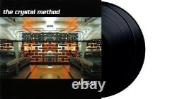 The Crystal Method Vegas 2 Vinyl Lp New+