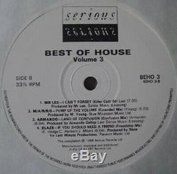 The House Story So Far. The Past, The Present, The Future. Free Shipping LPs
